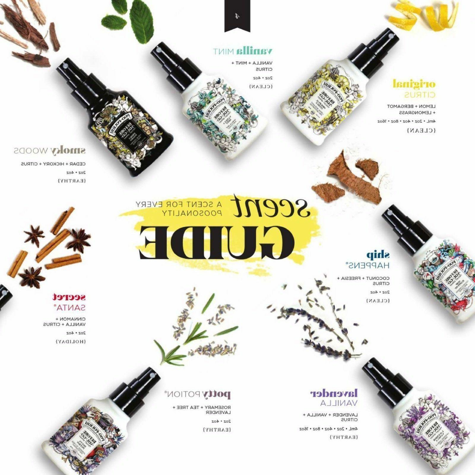 New Go Multiple Choice Scents