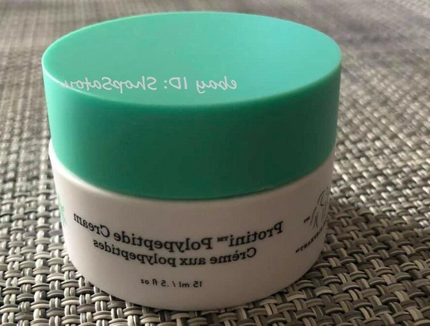 NEW Polypeptide Cream Size 0.5 oz / mL