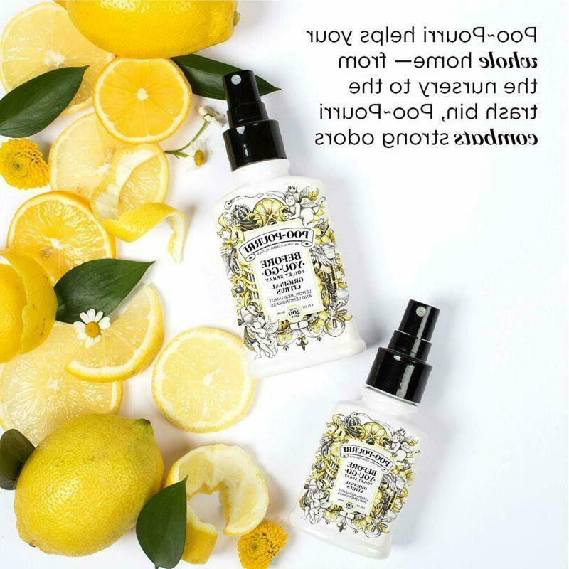 Poo-Pourri Spray 1.4 Citrus