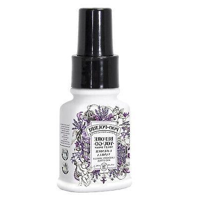 poo pourri lavender vanilla 1 4 ounce