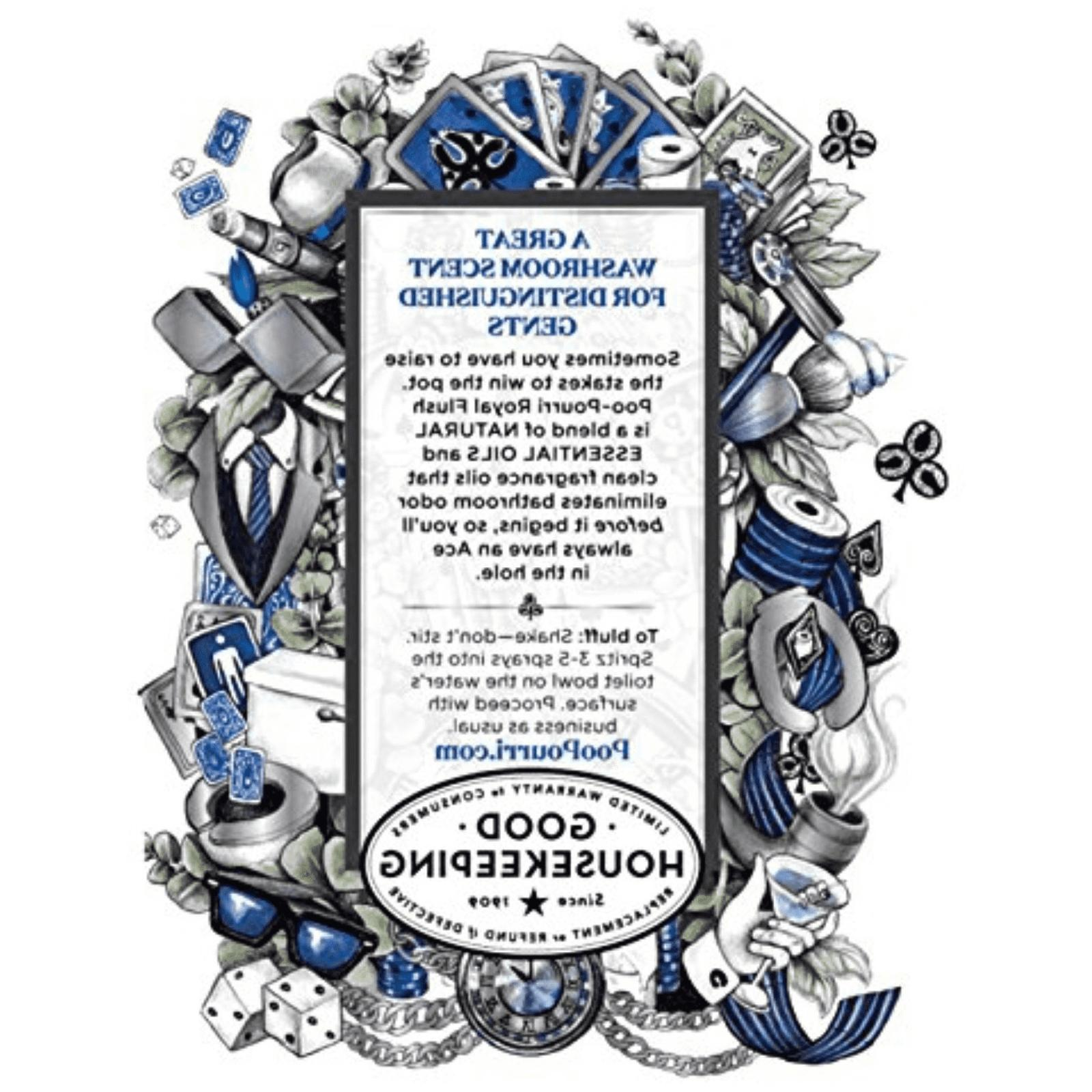 Poo Pourri Spray - oz / oz