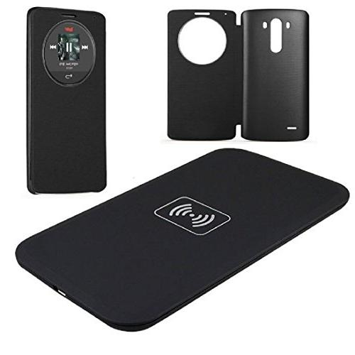 qi wireless charger charging pad