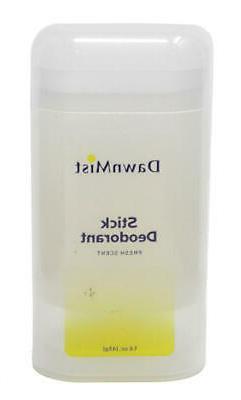 Dukal SD175 Dawn Mist Stick Deodorant, Fresh Scent 1.6 oz. C