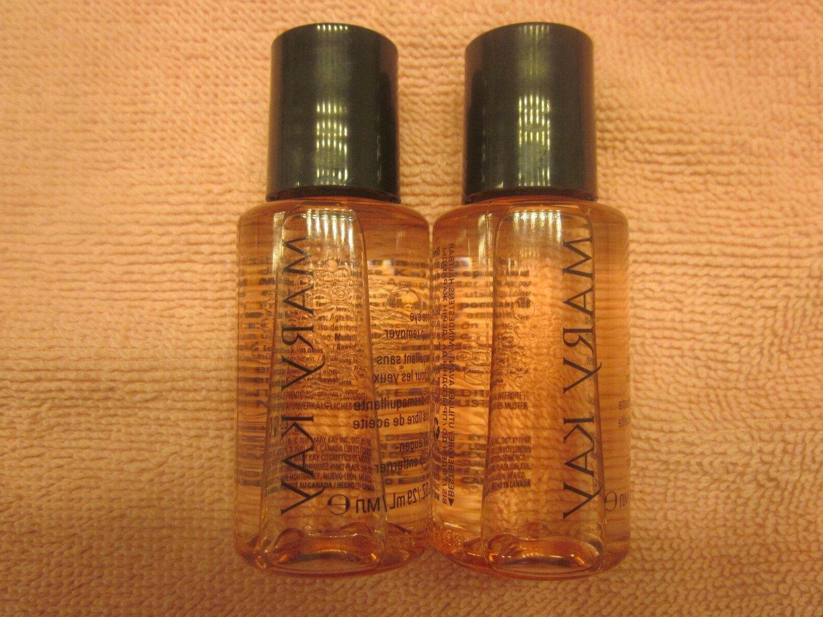 set of 2 travel size oil free
