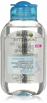 Garnier SkinActive Micellar Cleansing Water, For Waterproof