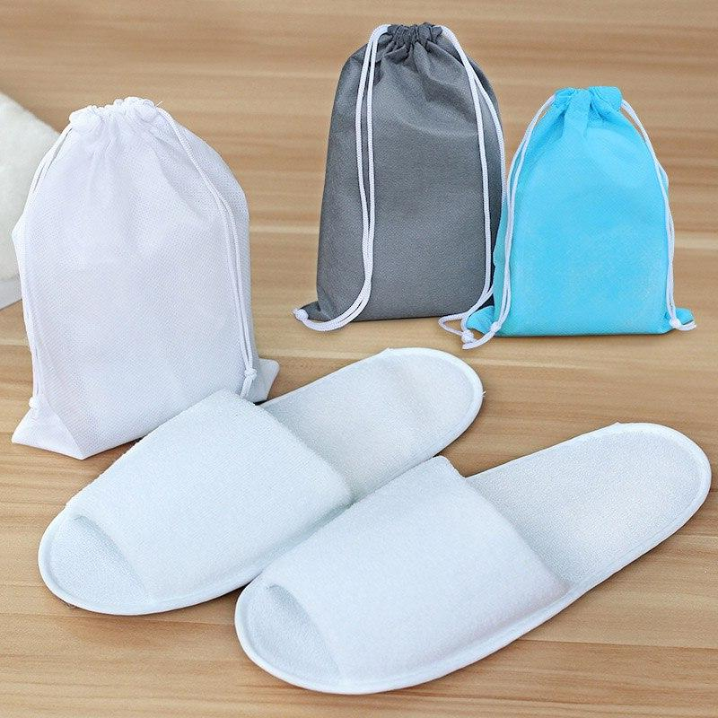 Slippers <font><b>Travel</b></font> Spa House Indoor Slippers Big <font><b>Size</b></font> Shoes