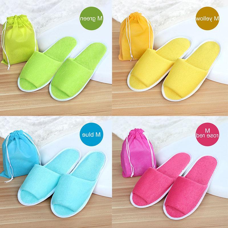 slippers men women hotel font b travel