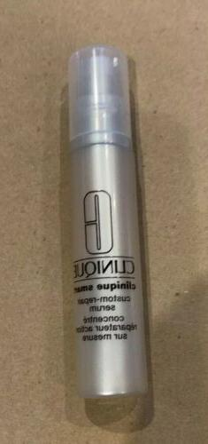 Clinique Smart Custom Repair Serum Travel size 0.34oz / 10ml