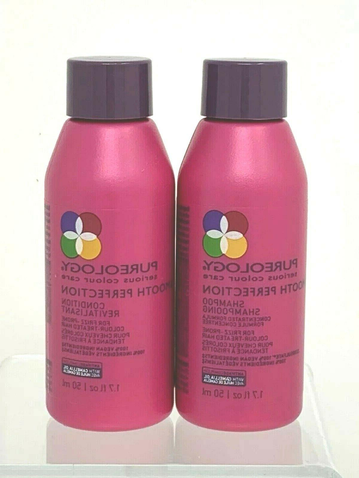 smooth perfection shampoo and conditioner 1 7oz