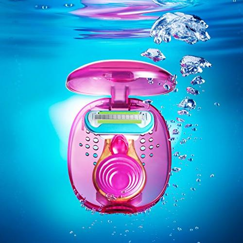 Gillette Venus Snap Pink with Extra 1 + 1 Refill