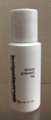 Dermalogica Special Cleansing Gel Travel Deluxe Size 1 oz /