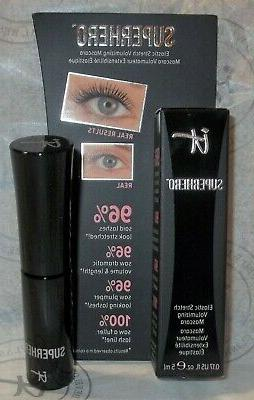 IT COSMETICS SUPERHERO MASCARA TRAVEL SIZE NIB AUTHENTIC FRE