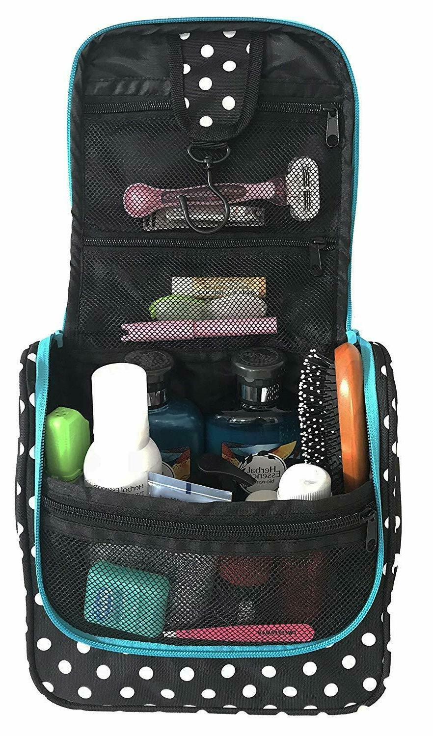 supply hanging toiletry bag pack it flat