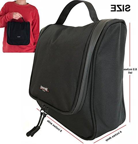 WAYFARER SUPPLY Bag: Pack-it-flat Travel Black