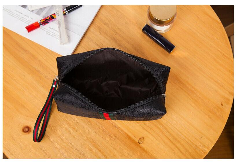Travel Cosmetic Portable Zipper Pouch Storage