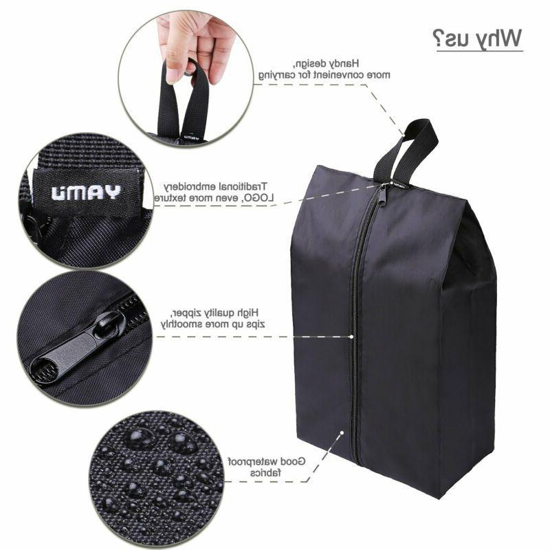 Travel Set of Waterproof Nylon with Zipper & Women