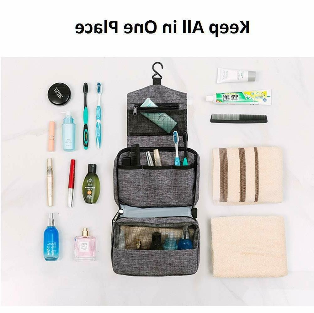 Travel Toiletry Hanging