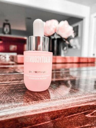 Beautycounter Tripeptide Radiance Serum Travel Size NEW