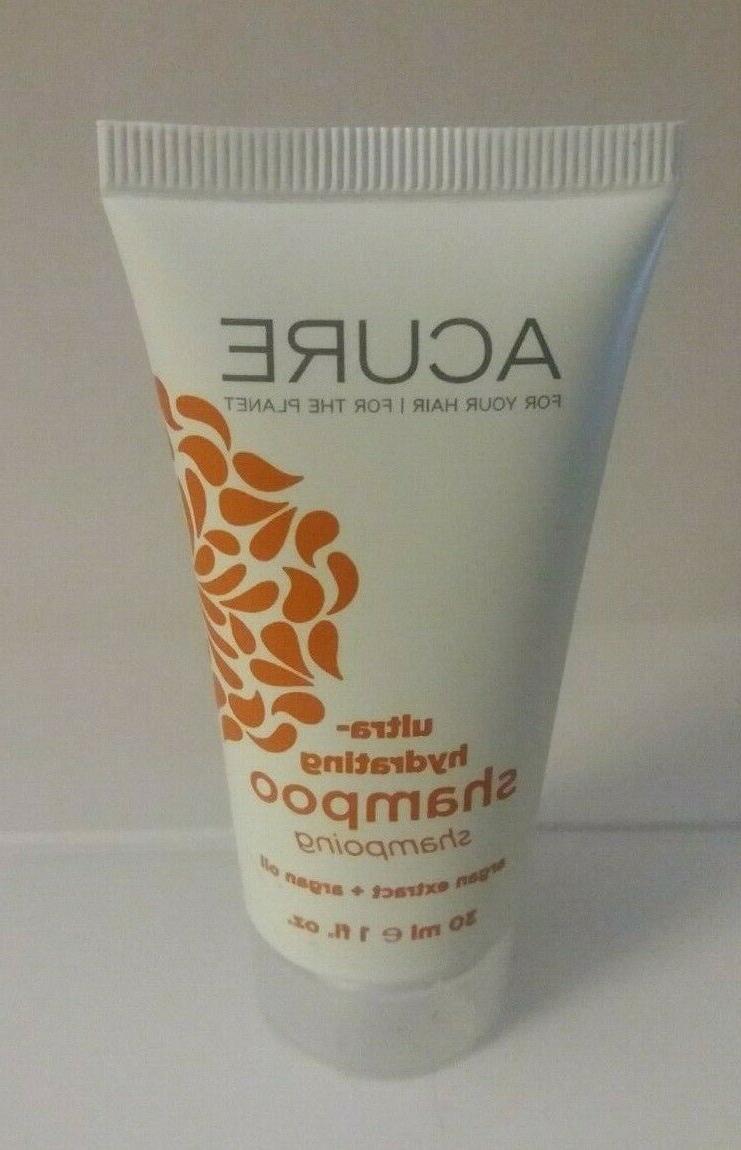 ultra hydrating shampoo travel size 1 oz