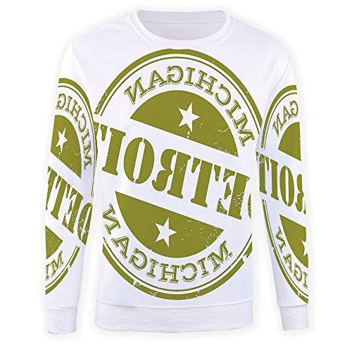 unisex fashion 3d digital printed pullover hoodies