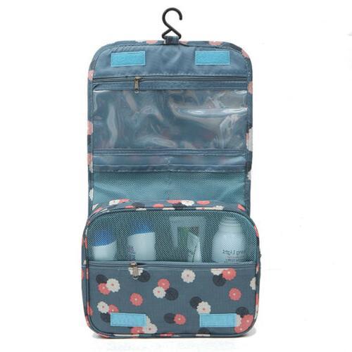 US Travel Makeup Bag Organizer Hanging Pouch