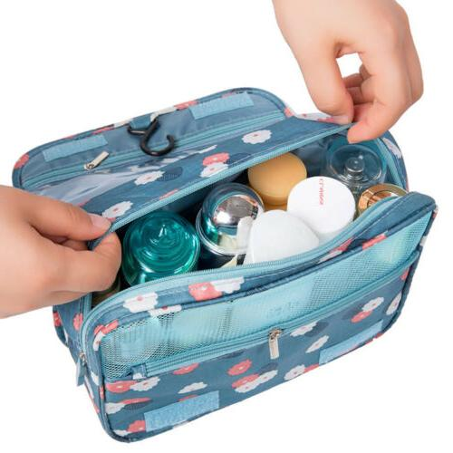 US Travel Bag Toiletry Wash Organizer