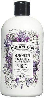 Poo-Pourri Lavender Scent, 16 oz, Cream