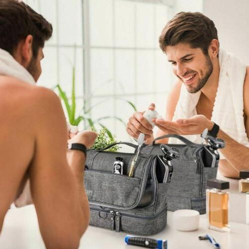 Waterproof Travel Bag Bathroom Shower Bags with Hanging Men