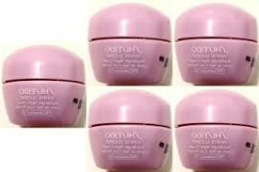 Shiseido White Lucent Multibright Night Cream Travel Size 10