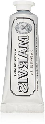 Marvis Whitening Mint Toothpaste, Travel Size 1.3 ounces