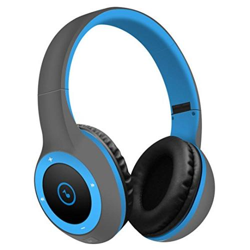 wireless bluetooth headphones with active noise cancelling