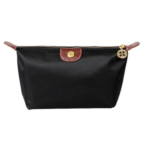 Women Handbag Makeup Bag Travel Cosmetic Pouch Make Up Brush
