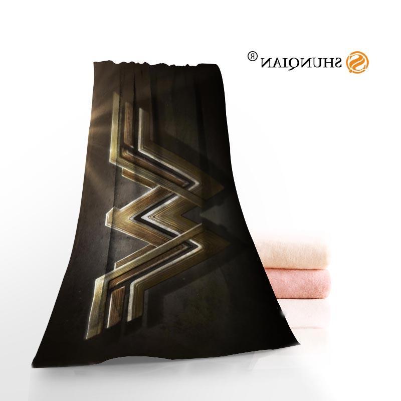 Wonder Woman Microfiber Bath Towel <font><b>Size</b></font> A8.8