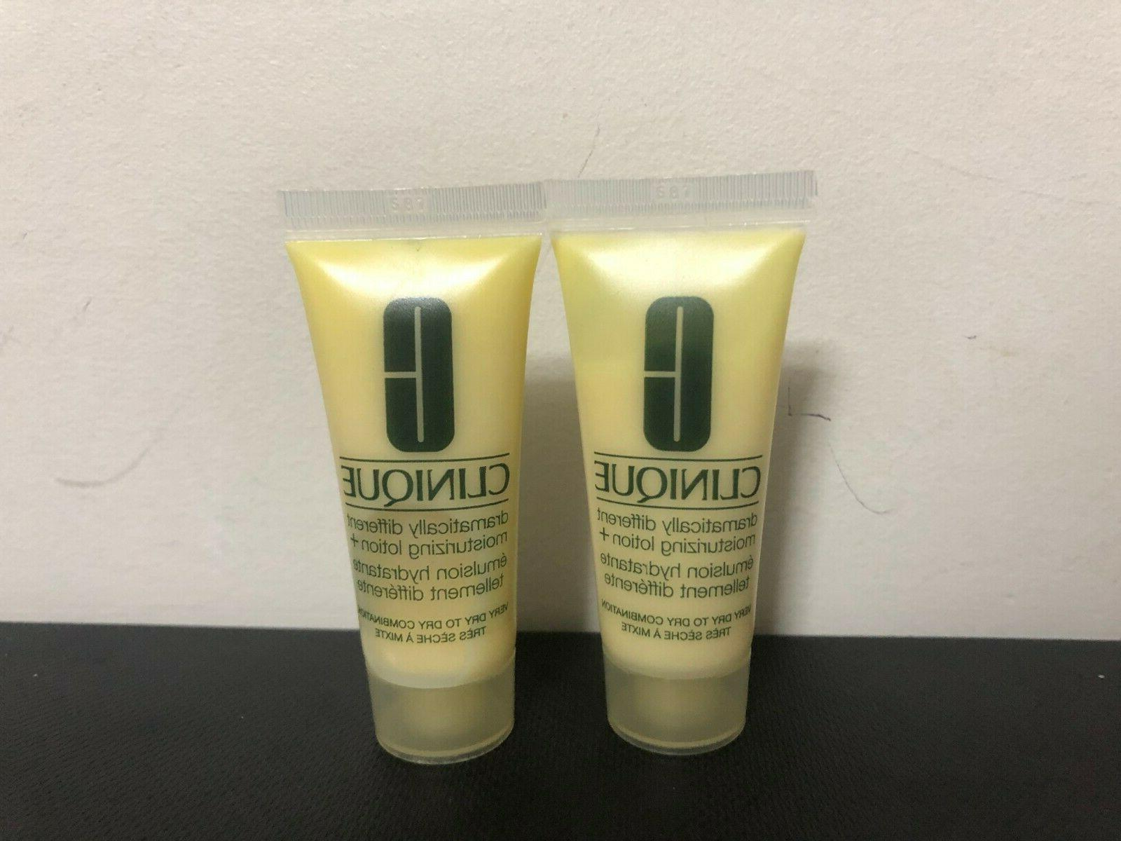 x2 dramatically different moisturizing lotion 0 5oz