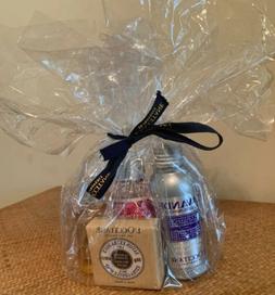 L'Occitane Bath Care Gift Bag / Travel Set