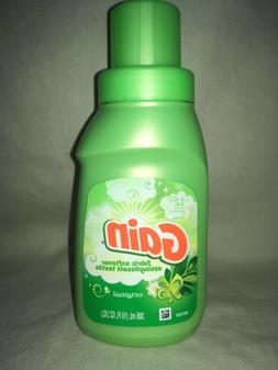 Gain Liquid Fabric Softener 10oz 12 Load Original Scent Trav