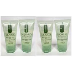 Clinique Liquid Facial Soap Mild 1oz×4 pc. travel size tube
