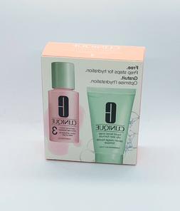 Clinique Liquid Facial Soap Oily Skin, 1 oz + Clarifying Lot