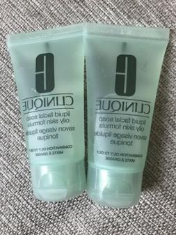 Clinique  Liquid Facial Soap Oily Skin Formula Travel Size 1