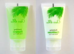 Travel Size Hotel Shampoo & Conditioner Set: 50 pcs Shampoo