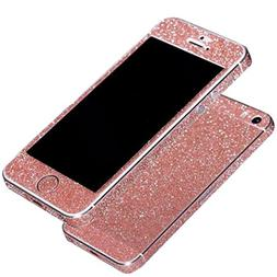 AutumnFall® Luxury Bling Glitter Hard Back Film Case Cover