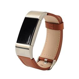 AutumnFall Luxury Leather Watch Band Strap + Lugs Adapters f