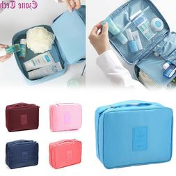 Makeup Bag Cosmetic Travel bag Toiletry Case Hanging Pouch W