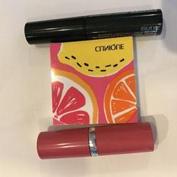 Clinique Makeup Set Eyeshadow Lipstick Mascara Travel Size