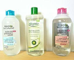 Micellar Cleansing Water For All Skin Types 13.5 fl oz  Garn
