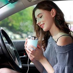 LtrottedJ Mini Air Humidifier,USB Purifier Home Office Car S