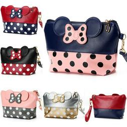 Minnie Mickey Mouse Makeup Bags Travel Cosmetic Case Pouch T