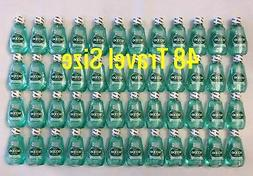 Scope Travel Size Mouthwash Classic Original Mint 1.2 Oz 48