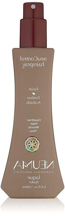 NEUMA NeuControl Hairspray Finish Healthier Hair, 6.8 Fl Oz