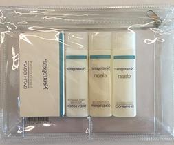 Neutrogena Travel Size Shampoo Conditioner Body Lotion and B